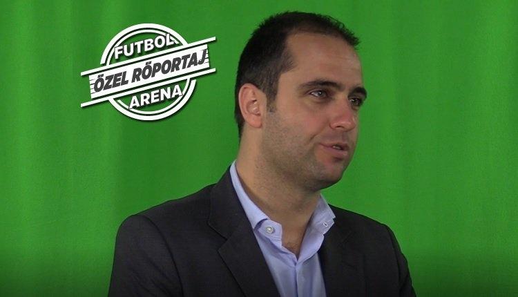 Passolig Genel Müdürü Ceyhun Kazancı, FutbolArena'ya konuştu