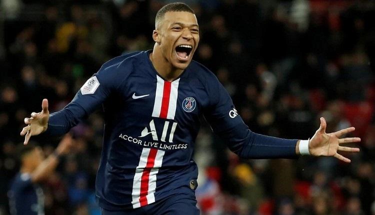 PSG'den Kylian Mbappe'ye yeni sözleşme