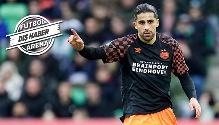 PSV'den Ricardo Rodriguez kararı! Fenerbahçe'nin gözdesi...