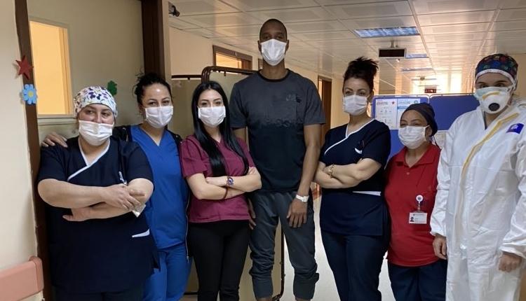Ricardo Faty koronavirüsü yendi: