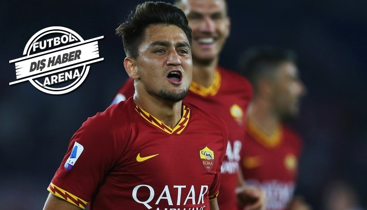 Roma'dan Cengiz Ünder için transfer kararı