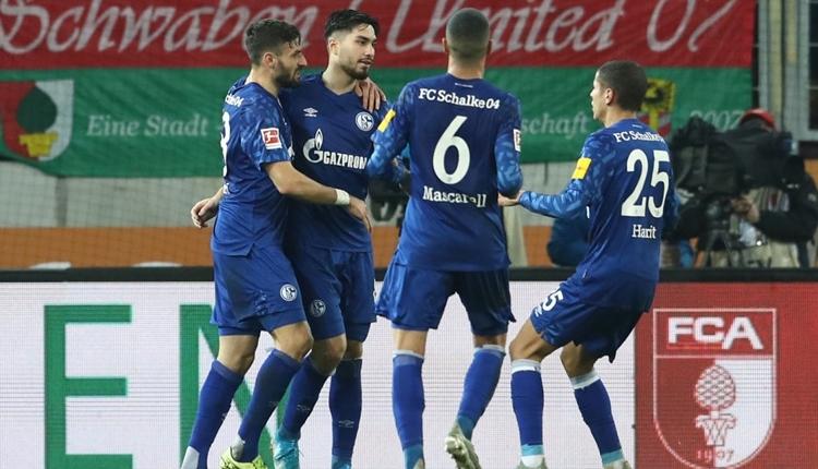 Schalke - Augsburg maçı canlı şifresiz İZLE (S Sport 2 canlı yayın)