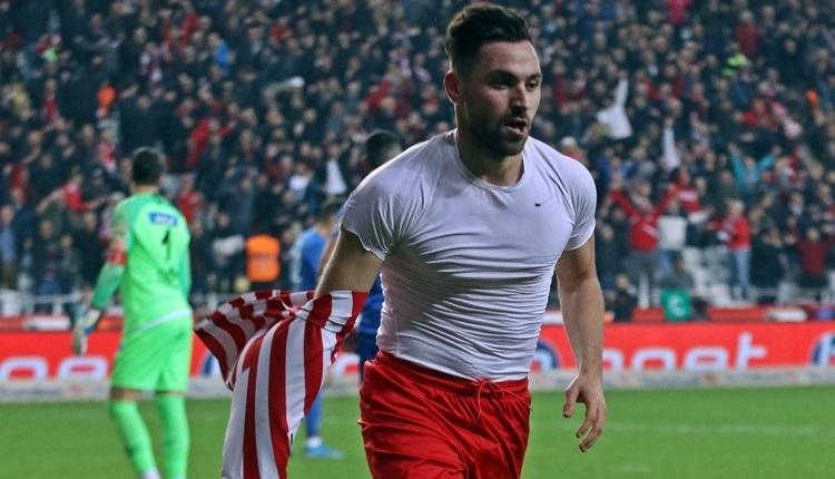Sinan Gümüş için transferde Olympiakos sürprizi