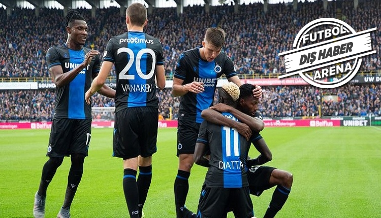 Son dakika! Belçika'da Club Brugge şampiyon! Lig tescil edildi
