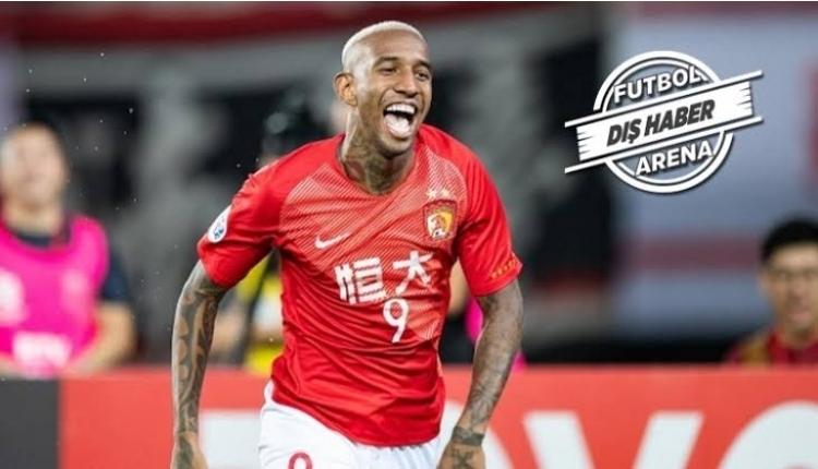 Talisca'dan Çin ve transfer açıklaması