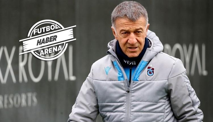 Trabzonspor'da Pereira, Bilal ve Hosseini ile yola devam!