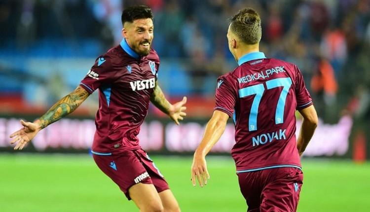 Trabzonspor'da Sosa ve Novak harekatı