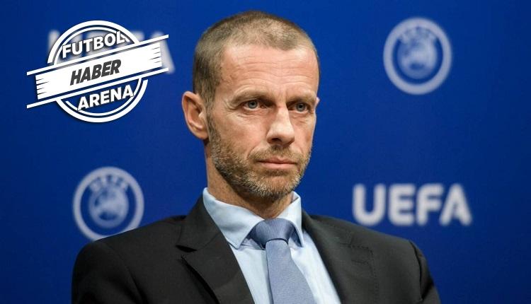 UEFA'dan açıklama: 'Ligi bitirmeyen takımlar ön elemede