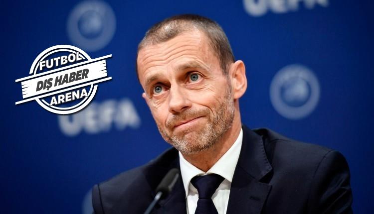 UEFA'dan yeni açıklama! Ligleri tescil eden ülkeler