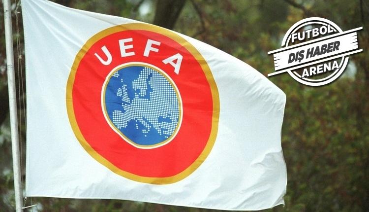 UEFA'nın Şampiyonlar Ligi ve Avrupa Ligi planı