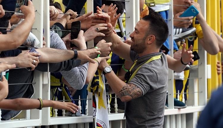 Valbuena: 'Fenerbahçe'de bana haksızlık yapıldı'