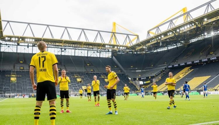 Wolfsburg - Dortmund canlı şifresiz İZLE (S Sport 2 canlı yayın)