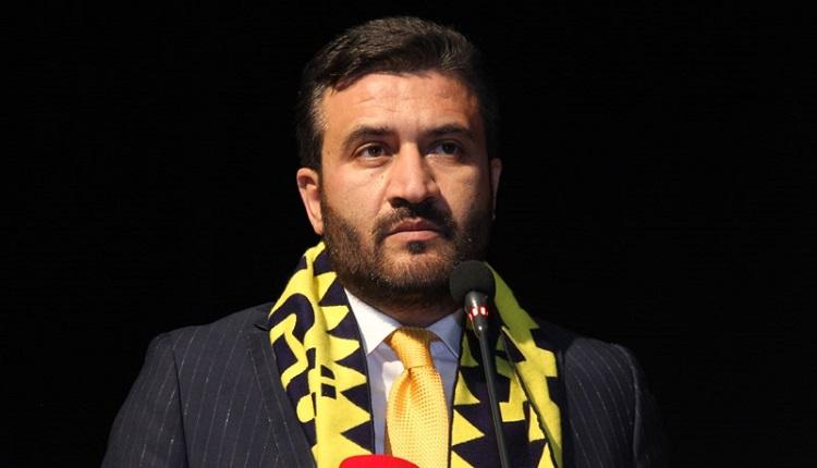 Ankaragücü Başkanı Fatih Mert'ten hakem tepkisi: 'Golümüz verilmedi'