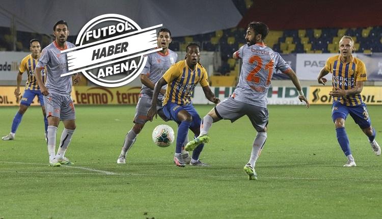 Ankaragücü'nden TFF'ye: 'Başakşehir maçında kural hatası var