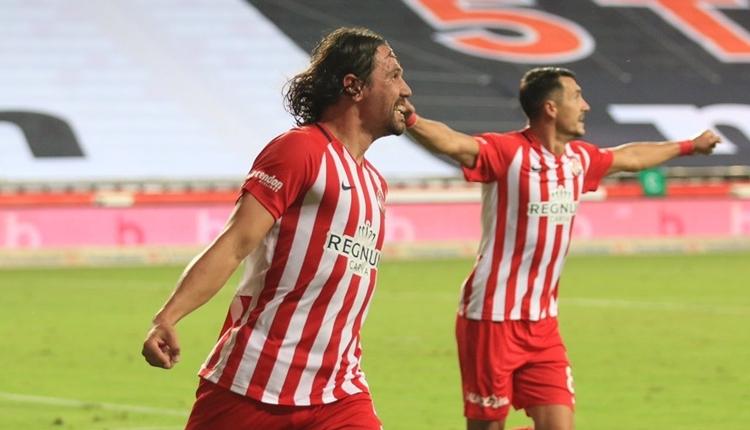 Antalyaspor 3-1 Çaykur Rizespor maç özeti ve golleri (İZLE)