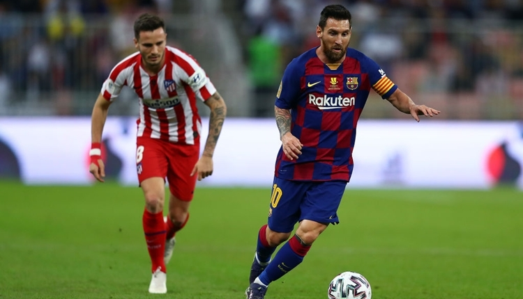 Barcelona-Atletico Madrid canlı izle (Spor Smart şifresiz canlı yayın)