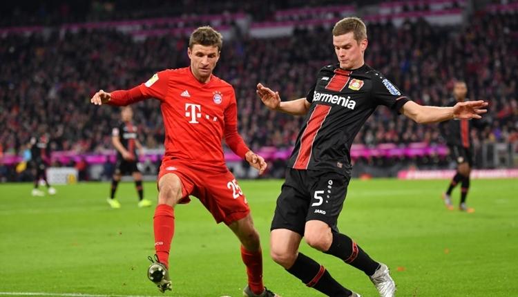 Bayer Leverkusen - Bayern Münih maçı canlı izle (S Sport 2 canlı şifresiz yayın)