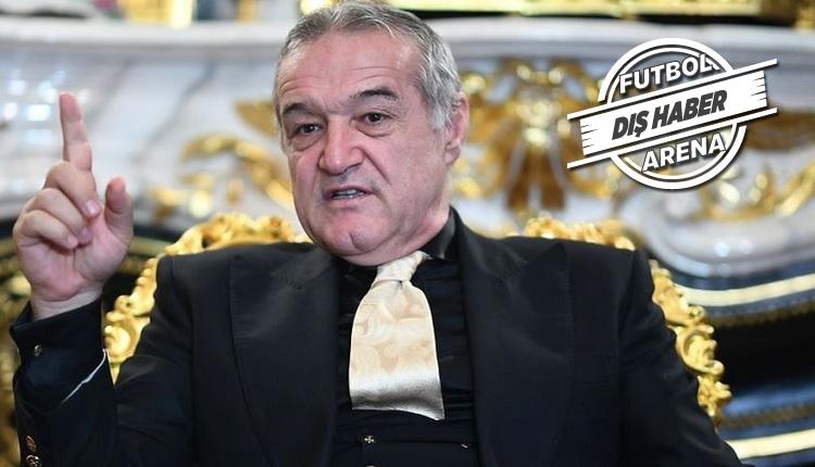 Becali Gaziantep FK'ya dava açtı:
