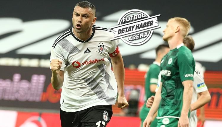 Beşiktaş, Burak Yılmaz ile bambaşka! Sergen Yalçın tılsımı