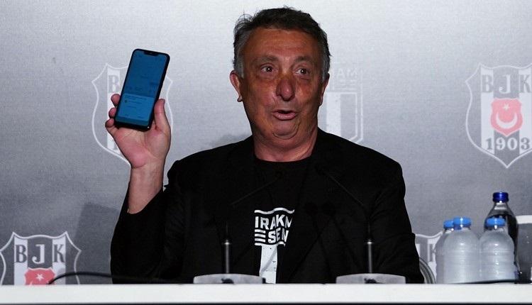 Beşiktaş'ın bağış kampanyasına katılım ne kadar oldu?
