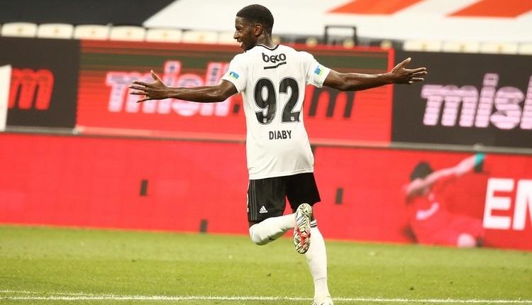 Beşiktaş'tan Diaby kararı! Kalacak mı?