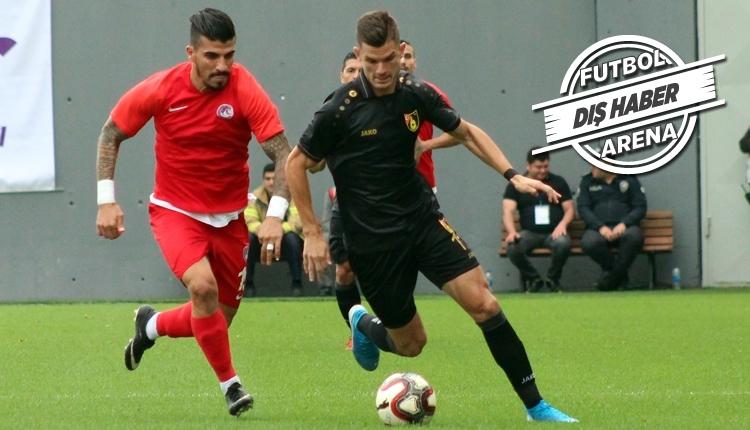 Beşiktaş'tan transferde Aldin Cajic sürprizi