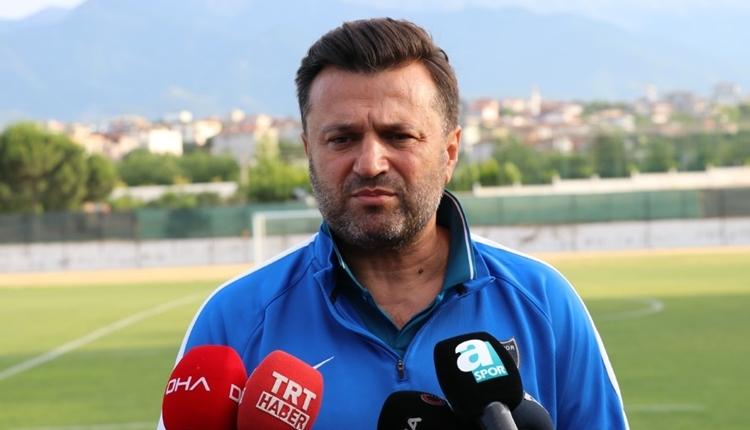 Bülent Uygun'dan Beşiktaş sözleri: 'Yenmek istiyoruz'