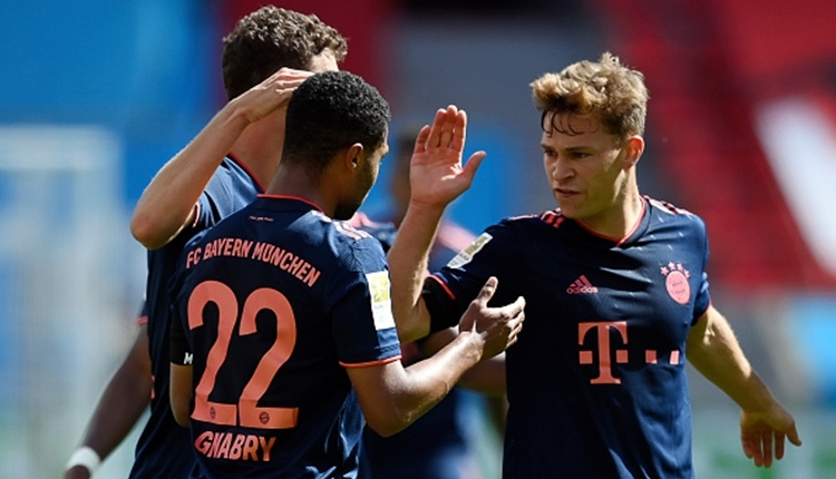 Bundesliga maç sonuçları 6 Haziran Cumartesi (Leverkusen - Bayern Münih maç özeti izle)