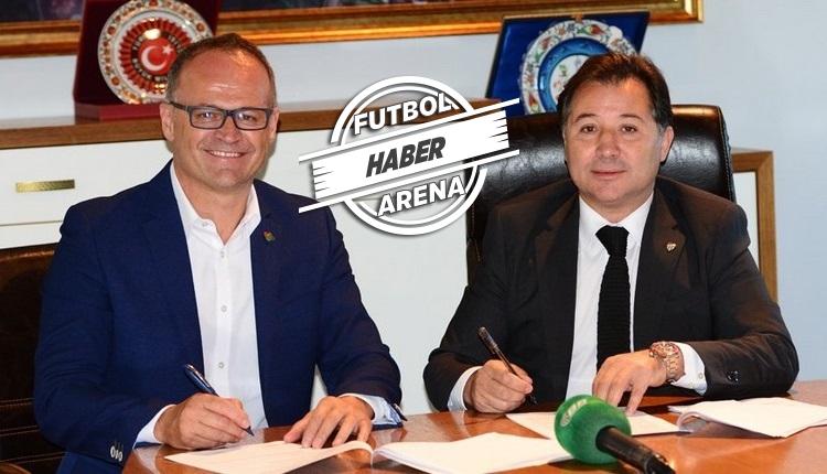 Bursaspor'da İrfan Buz dönemi! Anlaşma sağlandı