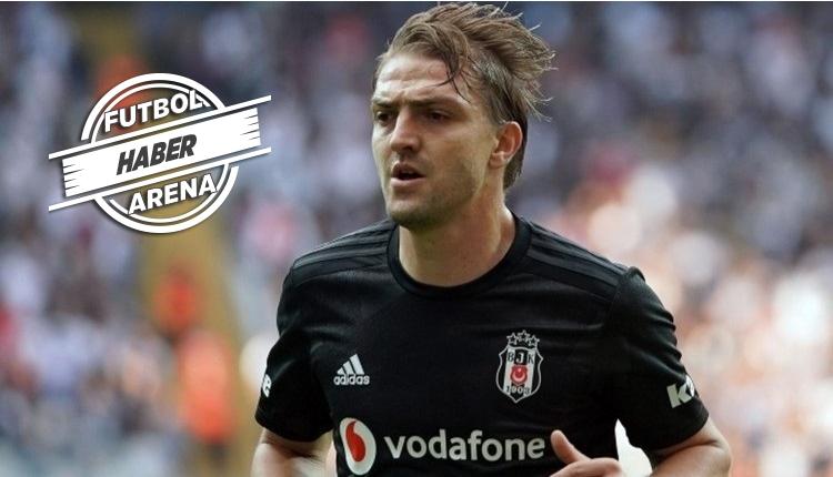 Caner Erkin, Beşiktaş'ta kalacak mı? Menajeri konuştu