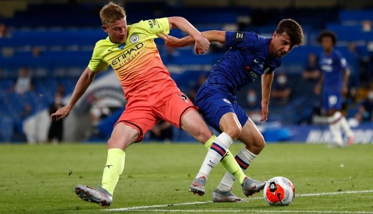 Chelsea 2-1 Manchester City maç özeti ve golleri (İZLE)
