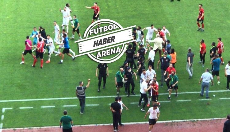 Eskişehirspor, TFF 1. Lig'den düşen ilk takım oldu
