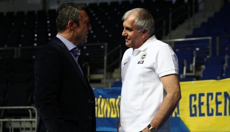 Fenerbahçe'den Obradovic açıklaması