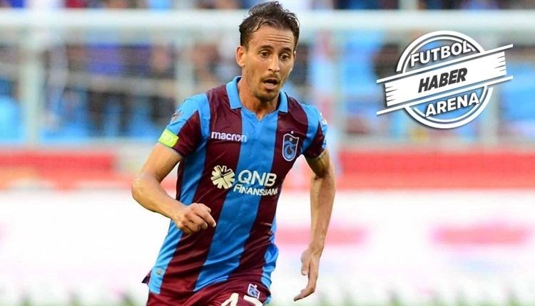 Flaş! Trabzonsporlu Pereira: