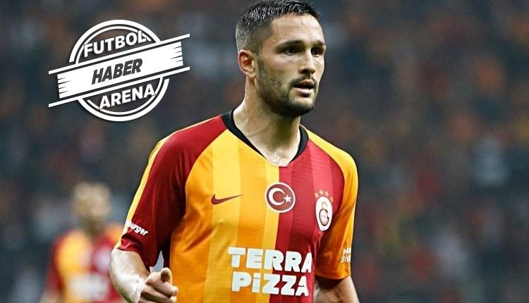 Florin Andone'den Galatasaray'da duygusal veda