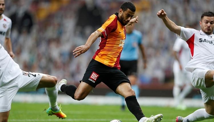 Galatasaray 3-3 Gaziantep FK maç özeti ve golleri (İZLE)