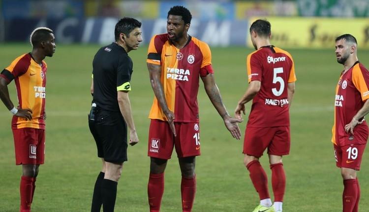 Galatasaray'dan sert tepki!