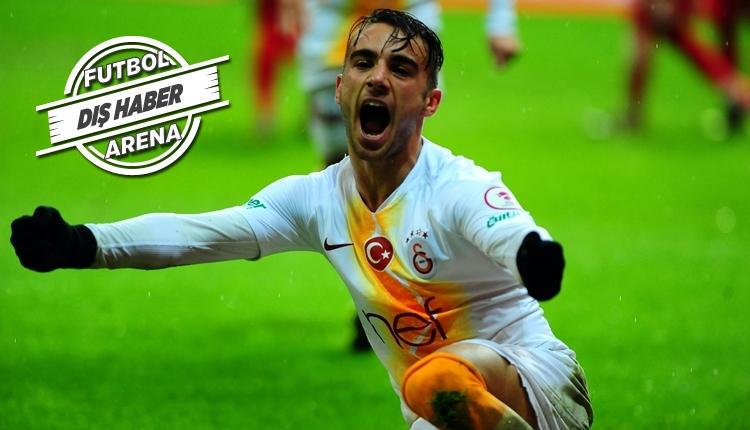 Galatasaraylı Yunus Akgün'e İtalya'dan 4 transfer talibi