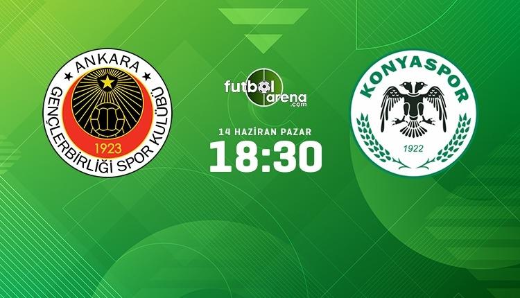 Gençlerbirliği - Konyaspor canlı izle (beIN Sports 2 şifresiz yayın)
