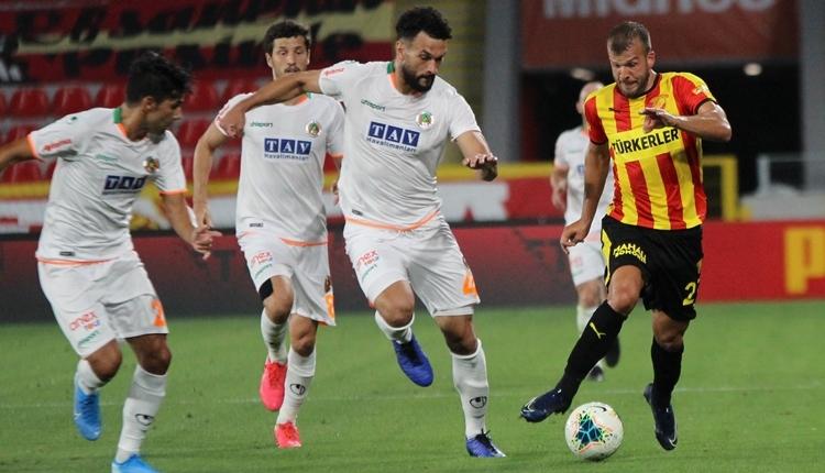 Göztepe 3-3 Alanyaspor maç özeti ve golleri (İZLE)