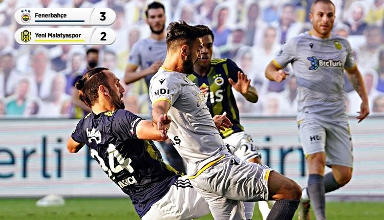 İnanılmaz maç! Fenerbahçe son nefeste kazandı (İZLE)