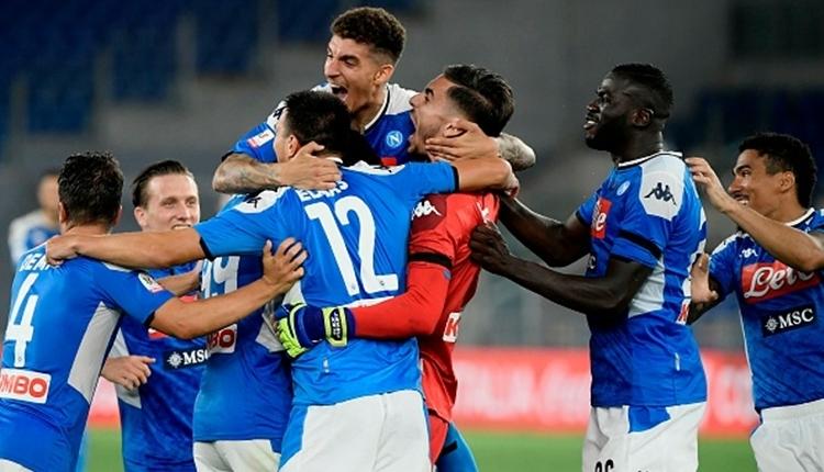 İtalya Kupası'nda şampiyon Napoli! Juventus penaltılarda kayıp