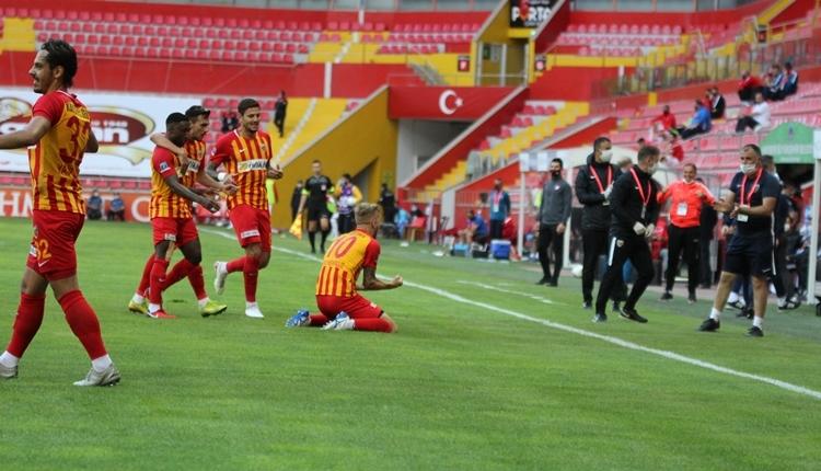 Kayserispor 2-0 Gençlerbirliği maç özeti ve golleri (İZLE)