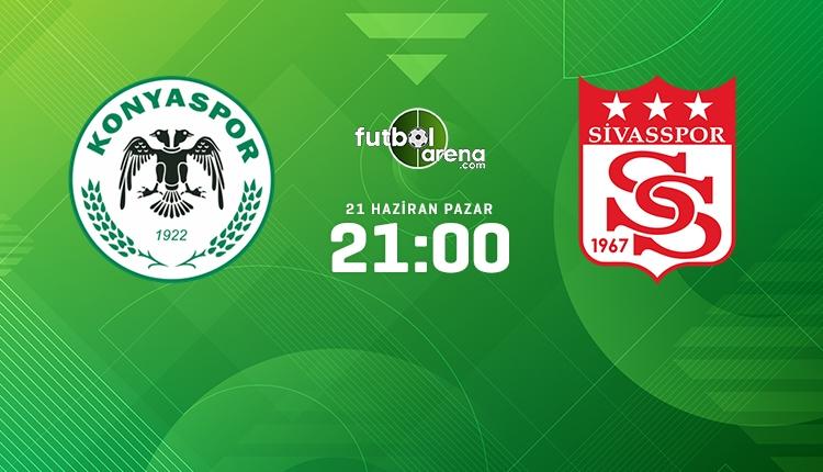 Konyaspor - Sivasspor canlı izle (beIN Sports 2 şifresiz canlı yayın)