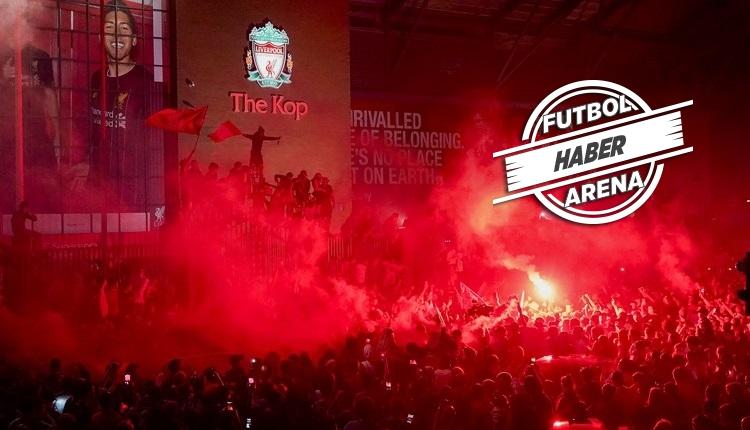 Liverpool, 30 yıl sonra şampiyon