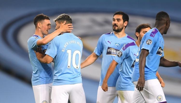 Manchester City 3-0 Arsenal maç özeti ve golleri (İZLE)