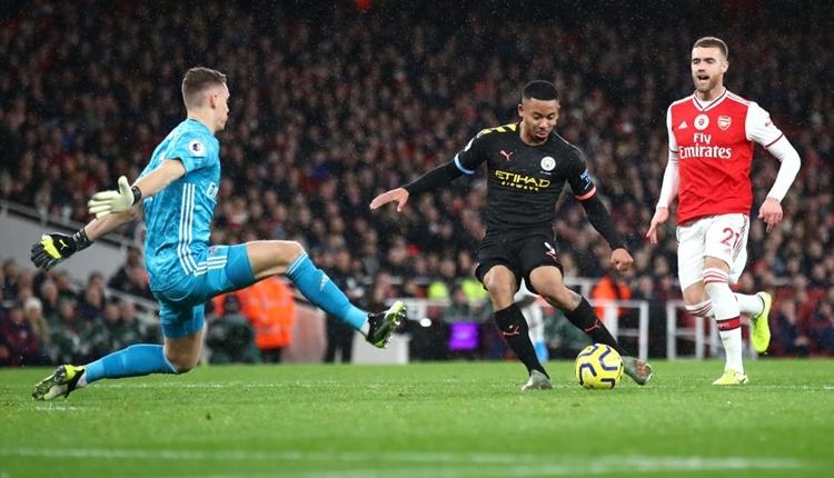 Manchester City - Arsenal canlı izle (S Sport şifresiz yayın)
