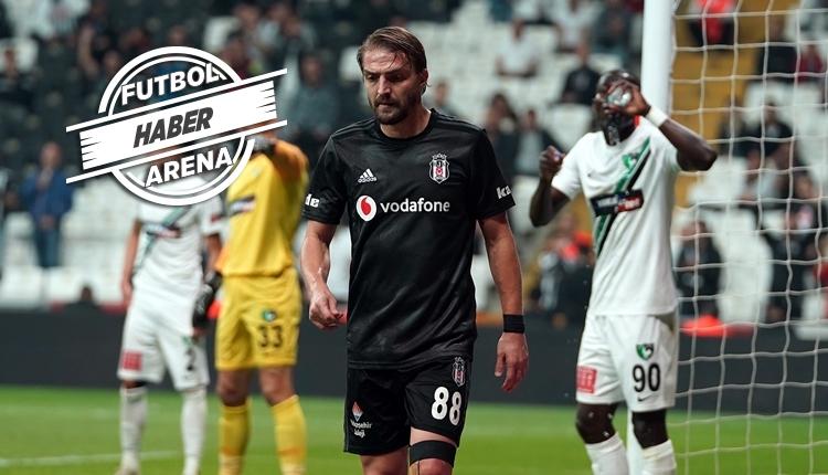 Menajer Batur Altıparmak: 'Caner Erkin, Beşiktaş'tan ayrılacak'