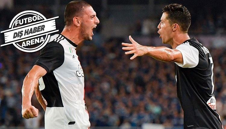 Merih Demiral'ın Ronaldo anısı: