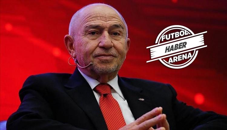 Nihat Özdemir'den hakem açıklaması!